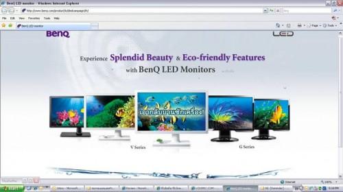 image0034 ลุ้นรับ BenQ LED Monitor