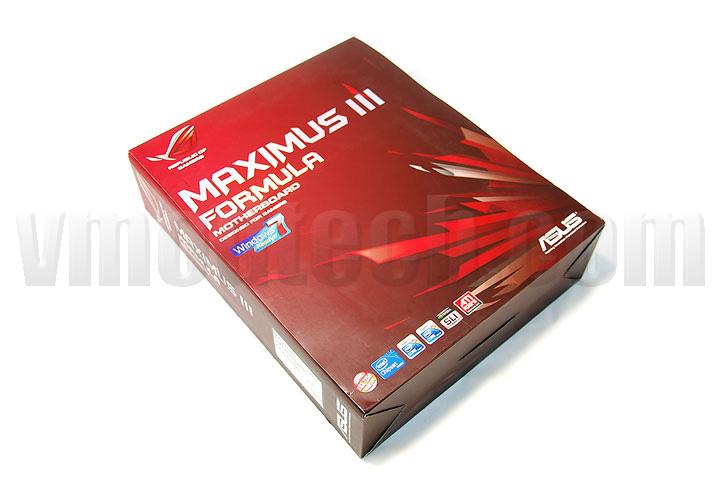 maximus3  02 ASUS MAXIMUS III FORMULA Overclocking Test
