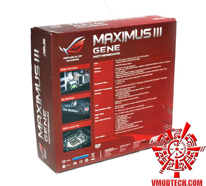 maximus3 gene 04 ASUS MAXIMUS III GENE :Review