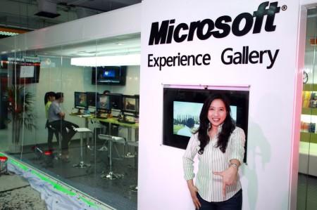 microsoft gallery 1 ไมโครซอฟท์เผย โฉม Microsoft Experience Gallery ครั้งแรกในประเทศไทย