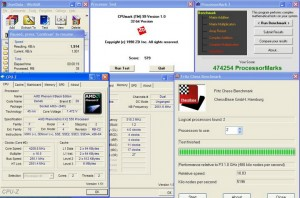 mix12 300x198 E 7400 VS Phenom II X2 550
