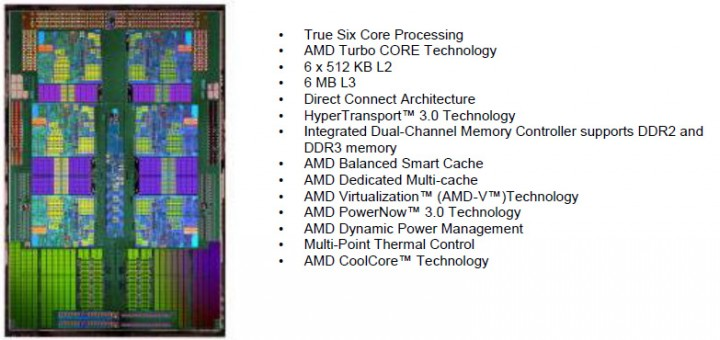 x6 AMD Phenom II X6 1090T & Leo Platform : For Mega tasking performance !