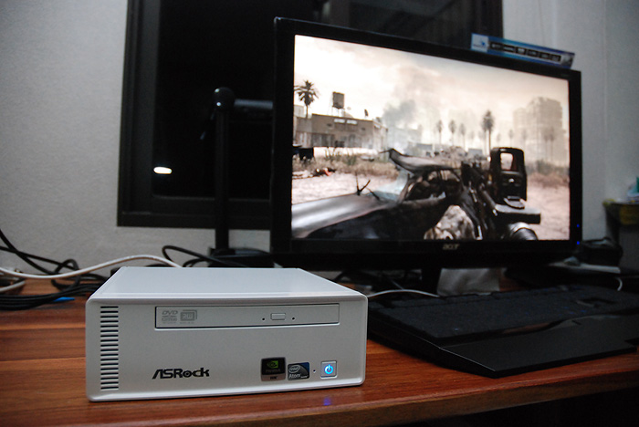 17 Review : ASRock ION330 พลัง Atom Dualcore + nVidia ION