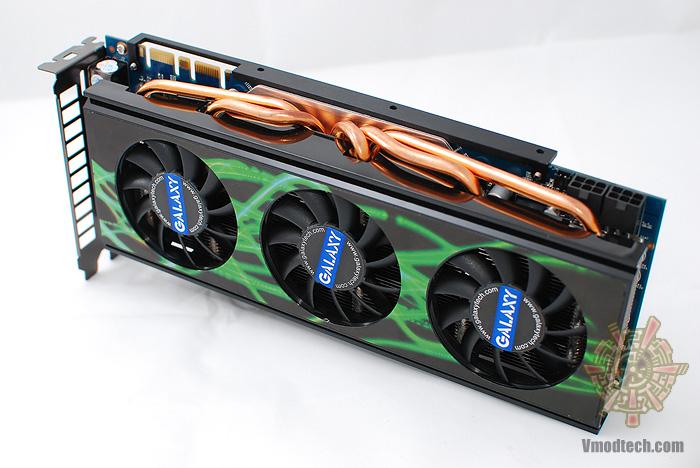 5 Review : Galaxy Geforce GTX260+