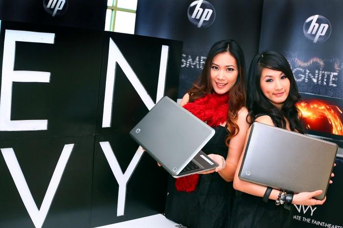 hp envy 1 เอชพีเปิดตัวพรีเมี่ยมโน้ตบุ๊ค HP ENVY ซับแบรนด์ใหม่ล่าสุด