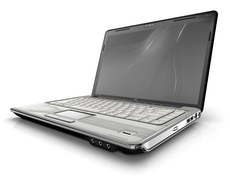 dv4 white 4 HP Pavilion dv4 Series Entertainment Notebook PC