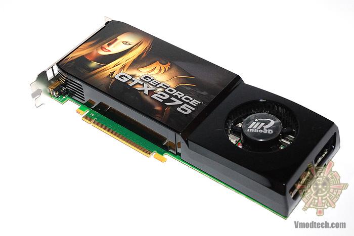 1 Inno3D Geforce GTX275 อีกหนึ่งความคุ้มค่าจาก Inno3D
