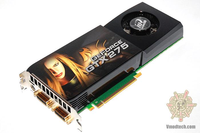 2 Inno3D Geforce GTX275 อีกหนึ่งความคุ้มค่าจาก Inno3D