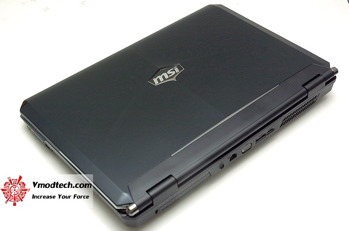 1 Review : MSI GT685 Gaming notebook