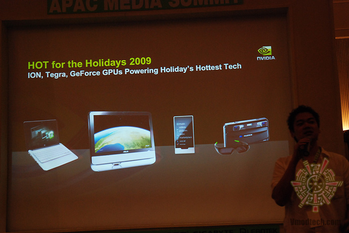 dsc 4718 NVIDIA APAC Media Summit 2009 @ Dusit Thani Huahin