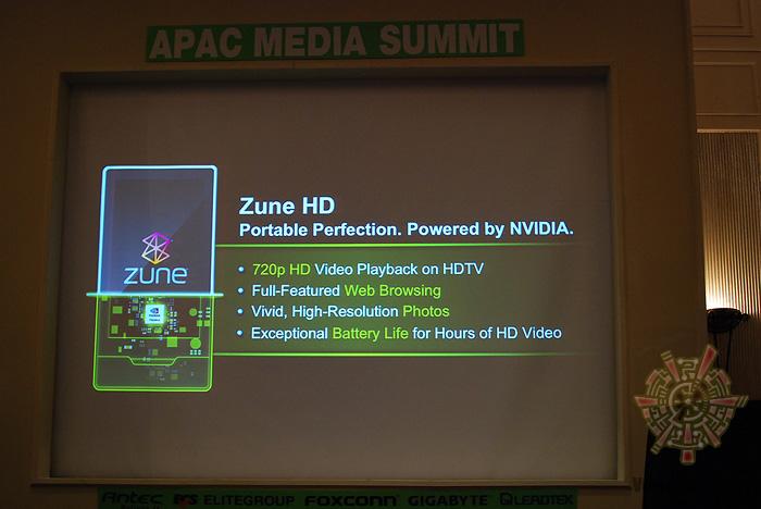 dsc 4740 NVIDIA APAC Media Summit 2009 @ Dusit Thani Huahin