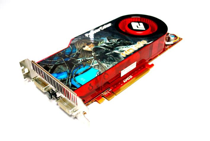4 PowerColor ATI Radeon HD4890 สดจริงหรือไม่ ท้าพิสูจน์