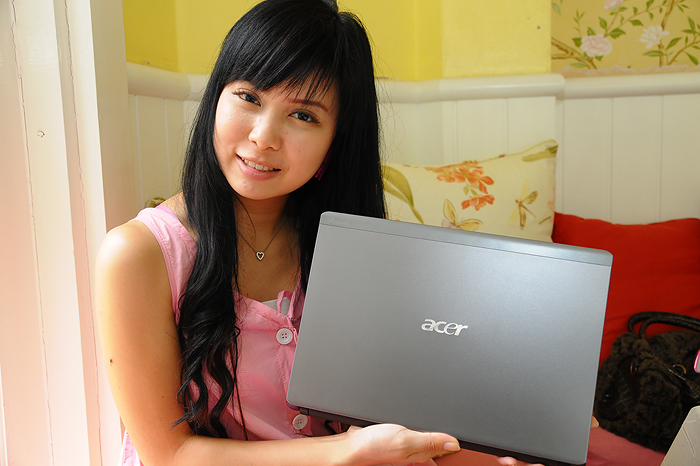 dsc 5318 Review : Acer Aspire 3810T Timeline series