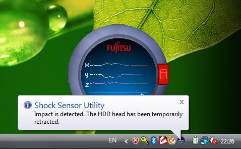 shick Review : Fujitsu Lifebook S6520