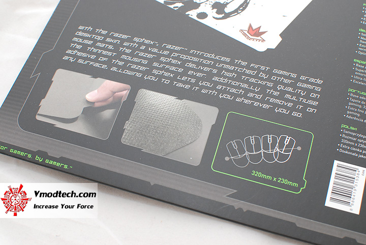dsc 0532 Review : Razer SPHEX Mouse mat