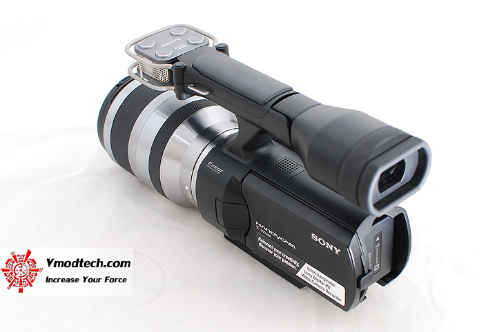 Review : Sony Handycam NEX VG 10E