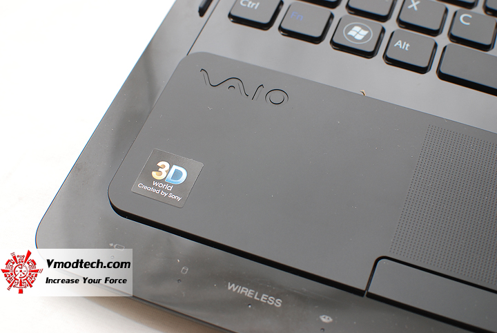 6 Review : Sony VAIO F series 16 & 3D Vision supported !