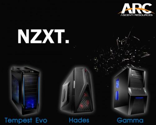 nzxt1280 2 ARC ส่ง NZXT เคสดีไซน์ดุหน้า ใหม่ สำหรับคอเกมส์พันธุ์แท้ ลงสู่ตลาดแล้ว!!!
