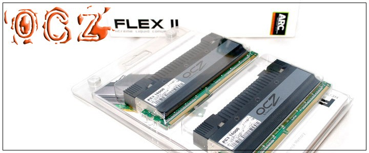 oczf2 OCZ DDR3 PC3 16000 Flex II XLC Edition