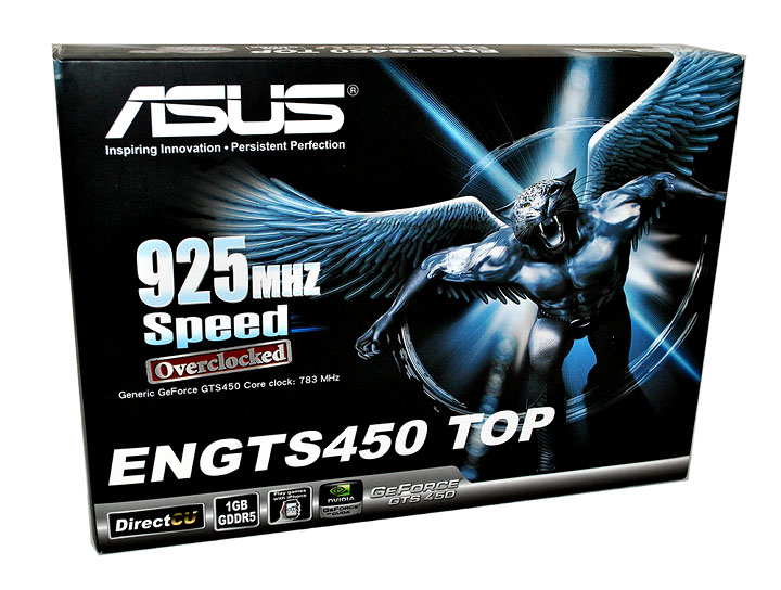 p1 Asus ENGTS450 TOP Review