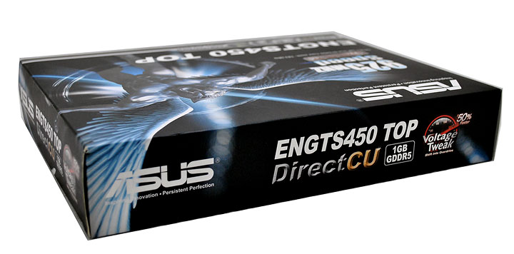 p3 Asus ENGTS450 TOP Review
