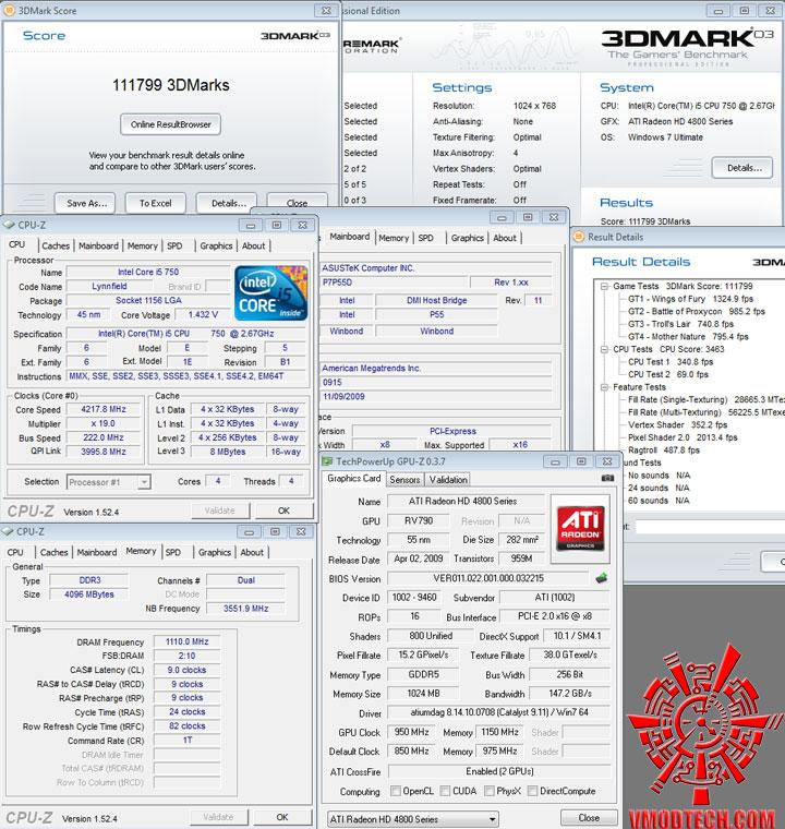 p7p55d 3d03 ASUS P7P55D Review