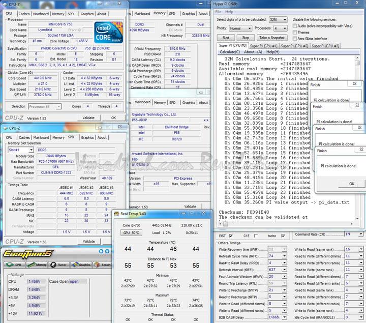 pi098 ddr1680 2 resize GeiL DDR3 10660 CL9 Pristine Series