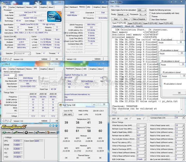pi098 ddr1760 resize GeiL DDR3 10660 CL9 Pristine Series