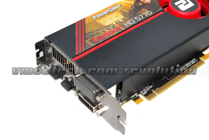 port 01 PowerColor Radeon HD 5770 Review