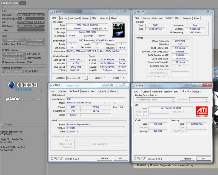 r109 MSI 890GXM G65 Review