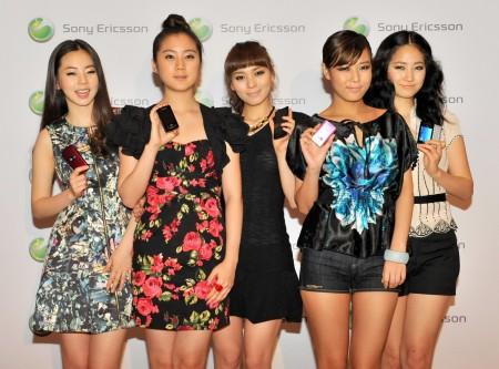 se wonder girls 1 low  เผยโฉมมือถือ 5 รุ่นล่าสุด ในตระกูล Fabulous 5 พร้อมคว้า 5 สาวสุดฮอต Wonder Girls ร่วมเป็นพรีเซน เตอร์
