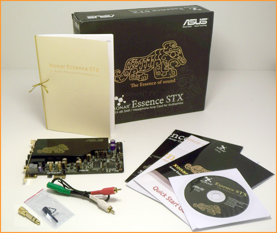 small box1 ASUS Xonar Essence STX
