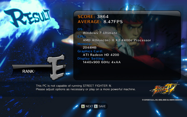 streetfighteriv benchmark 2009 10 11 18 42 15 96 resize GIGABYTE GA MA785GT UD3H Review
