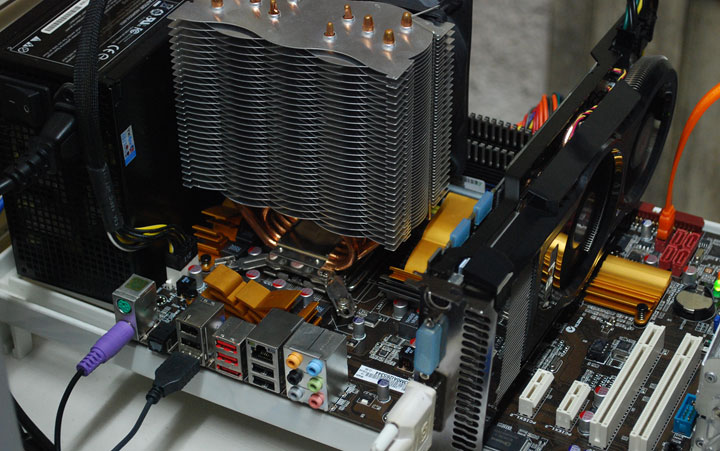systest ASUS P5Q TURBO