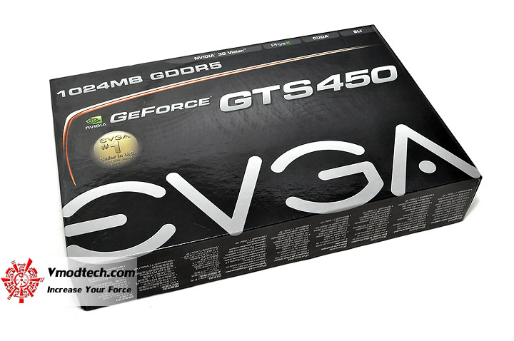dsc 0048 EVGA GeForce GTS 450 1024GB GDDR5 Review
