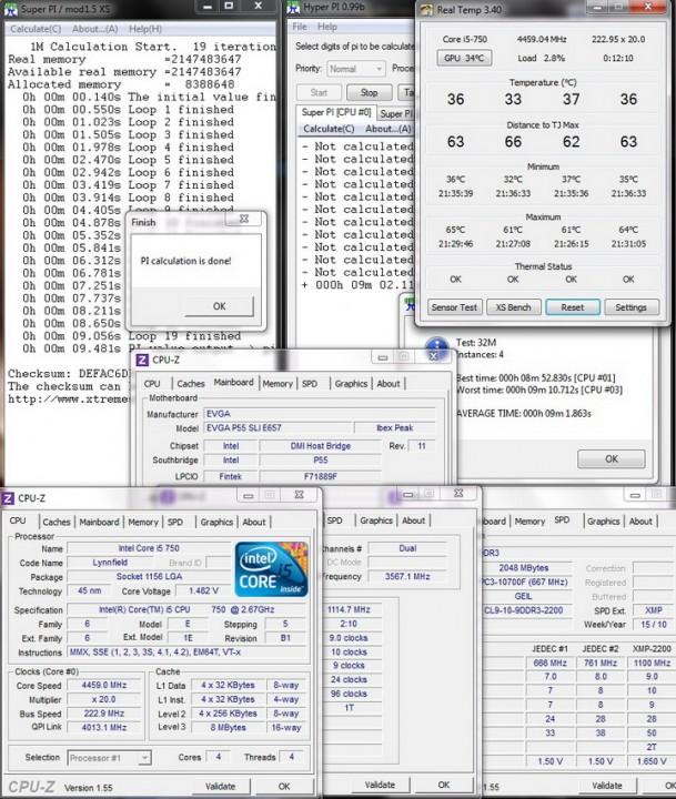 223x20 pi pas i5s 609x720 Review GEIL EVO TWO DDR3 PC 17600