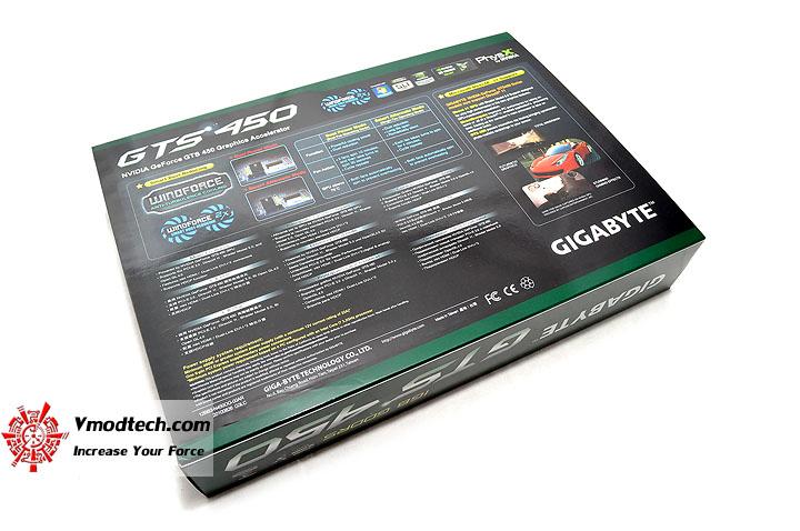dsc 0307 GIGABYTE GEFORCE GTS450 1GB GDDR5