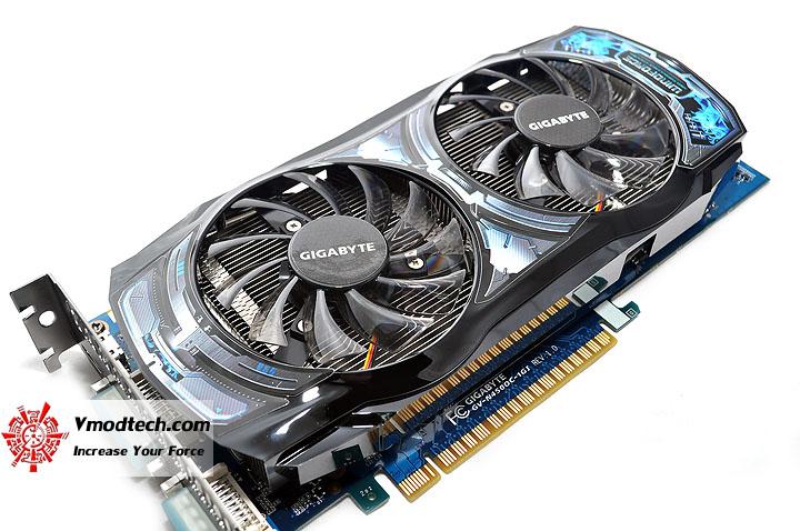 dsc 0313 GIGABYTE GEFORCE GTS450 1GB GDDR5