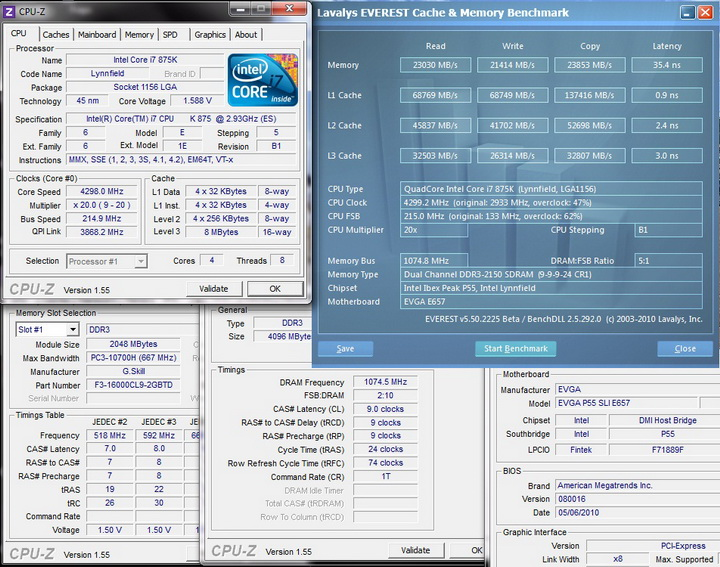 cacheandmemory 1 Intel i7 875K Unlocked Processor Unleashed Power