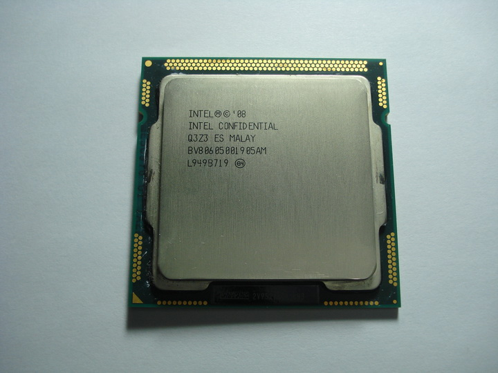 cpu1 Intel i7 875K Unlocked Processor Unleashed Power