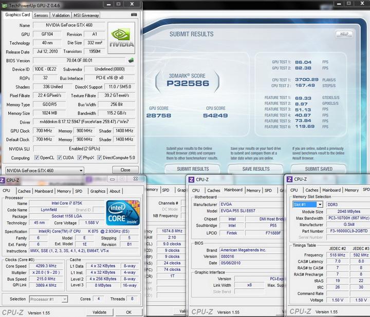 vantage 1 Intel i7 875K Unlocked Processor Unleashed Power