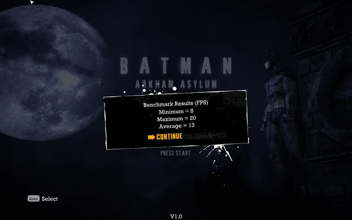 batman 275 1 nVidia PhysX: Unlock or Development???