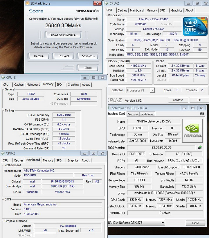 05 single P45 Against SLI???