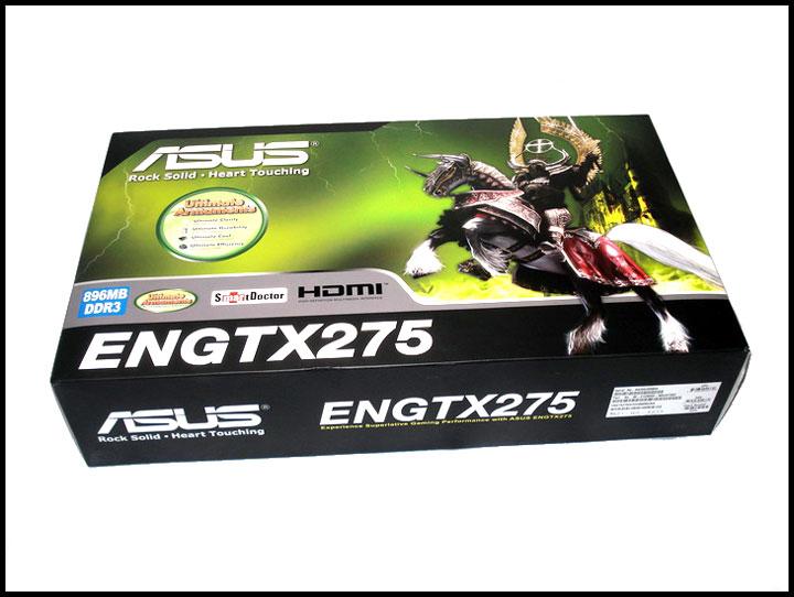 engtx275 01 Review: ASUS ENGTX275