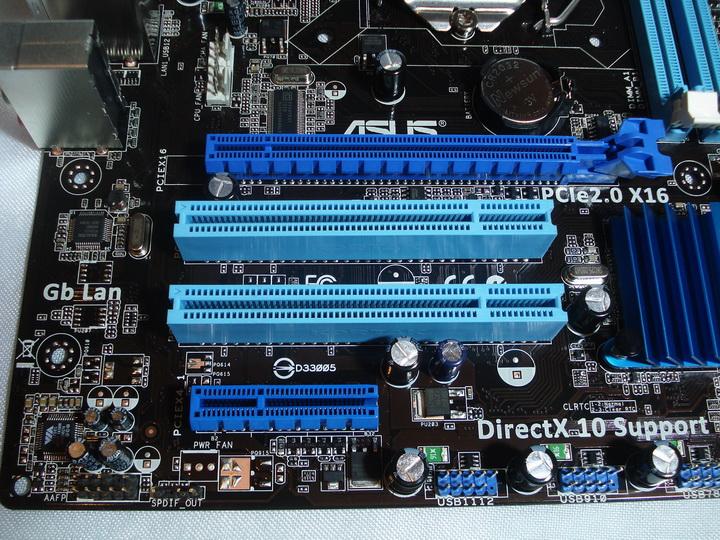 pcix ASUS P7H55 M LX