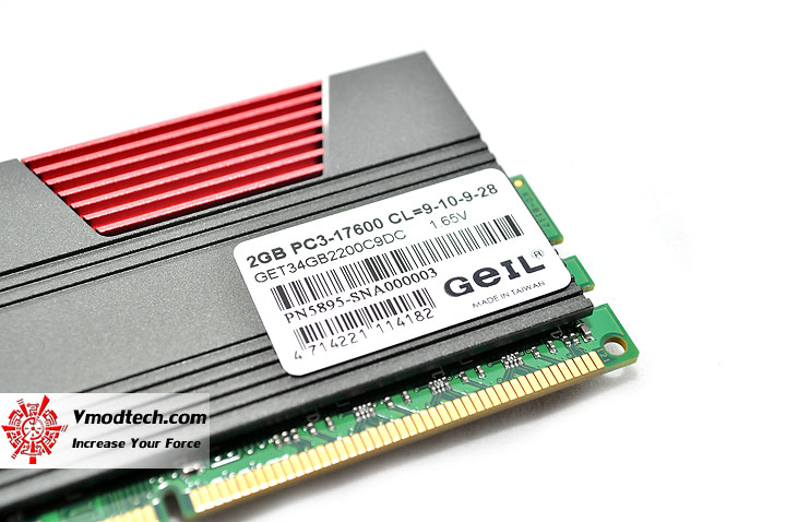 dsc 0120 Review GEIL EVO TWO DDR3 PC 17600