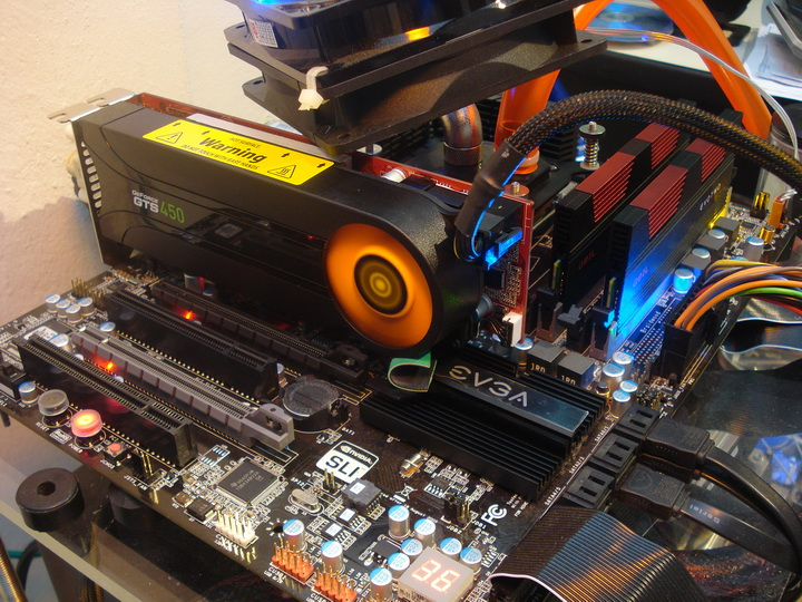 system1 REVIEW:PALIT GeForce GTS 450 Low Profile 1GB GDDR5
