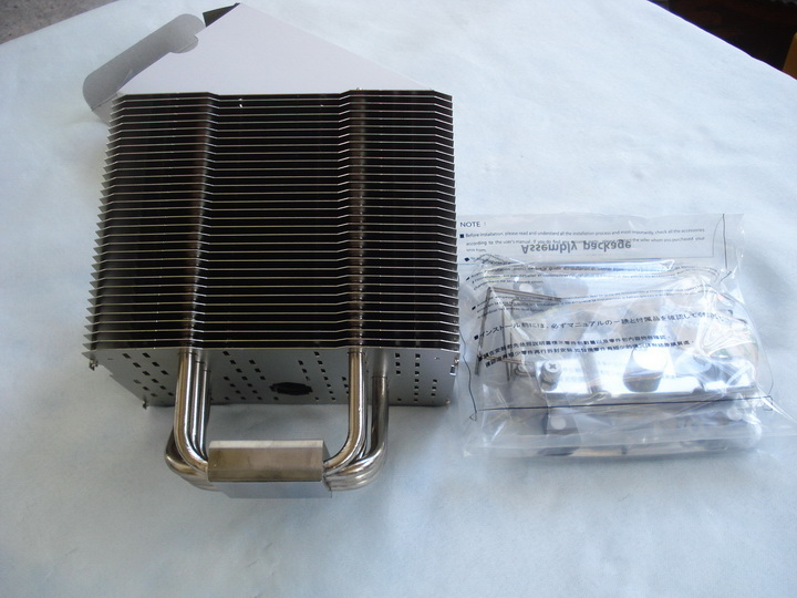 2 Thermalright HR 02 CPU Heatsink