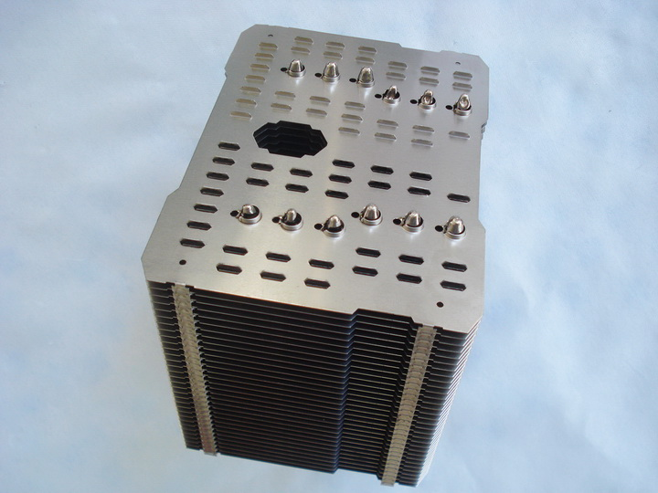 5 Thermalright HR 02 CPU Heatsink