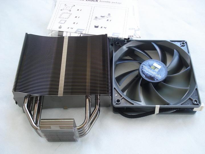 1 Thermalright MUX 120 Black CPU Heatsink